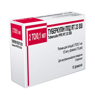 Инструкция К Туберкулину - фото 2